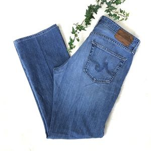 AG The Protege Straight Leg Jeans 34 x 34